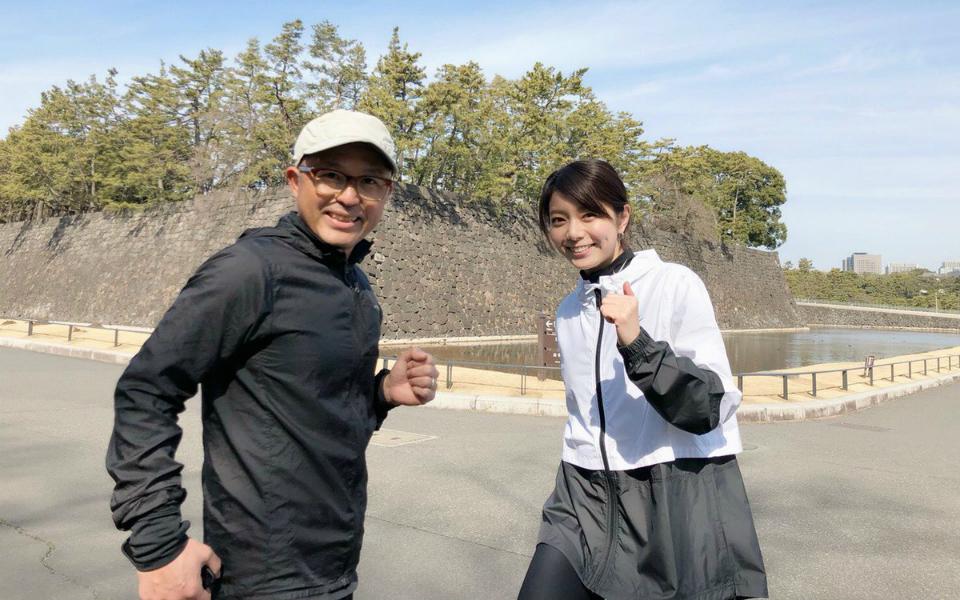 「皇居ラン」初心者が気をつけたいポイントをプロが伝授! 森矢カンナも初体験