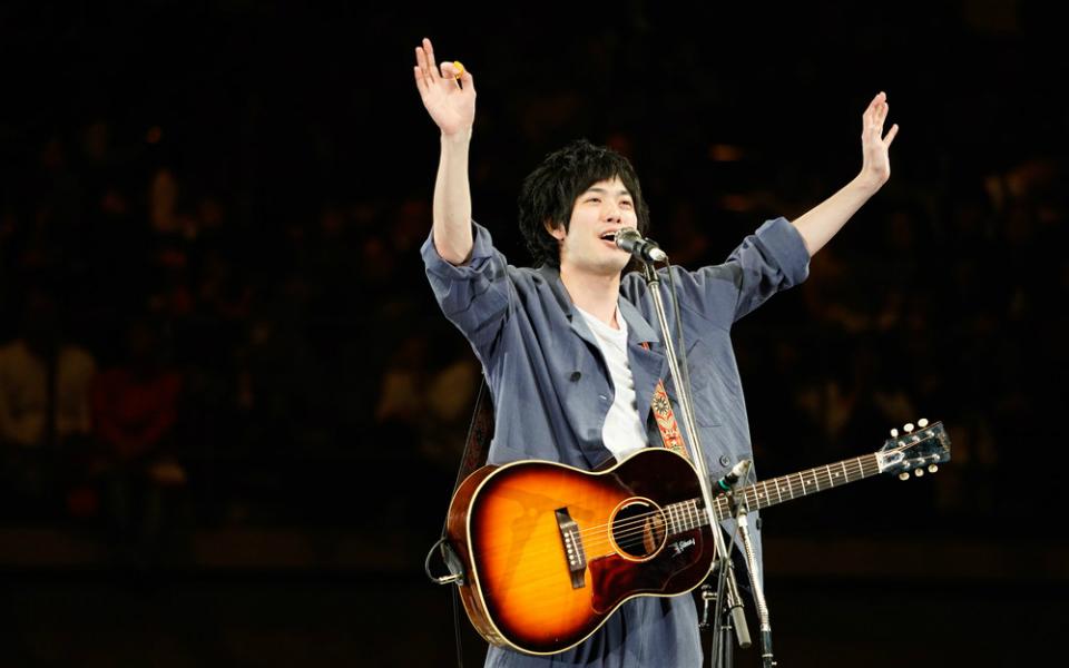 渡辺大知が両国国技館のステージで嘆願した、今いちばん欲しいもの【30th J-WAVE TOKYO GUITAR JAMBOREE】
