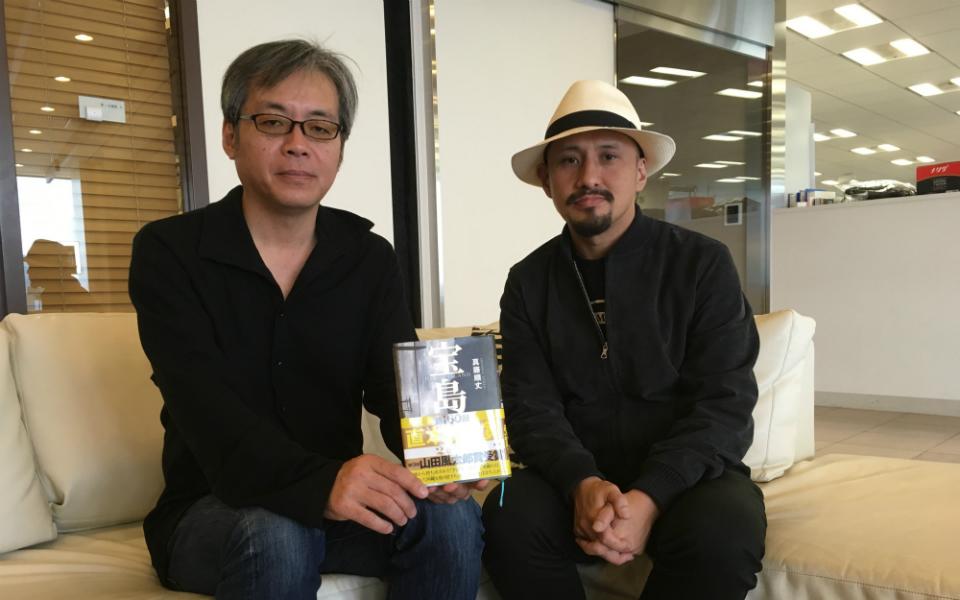 直木賞を受賞した『宝島』 作家・真藤順丈、戦後沖縄を書くことに「腰が引けた」理由