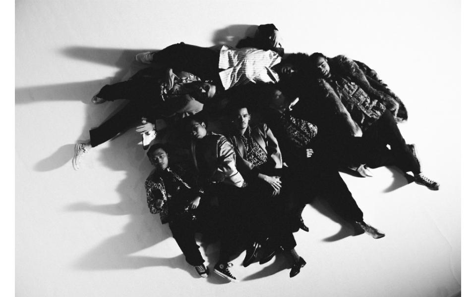 国際色豊かなFUNK/HIP-HOPバンド・ALI、90年代の「レゲエクラブのカオス感」を表現した曲