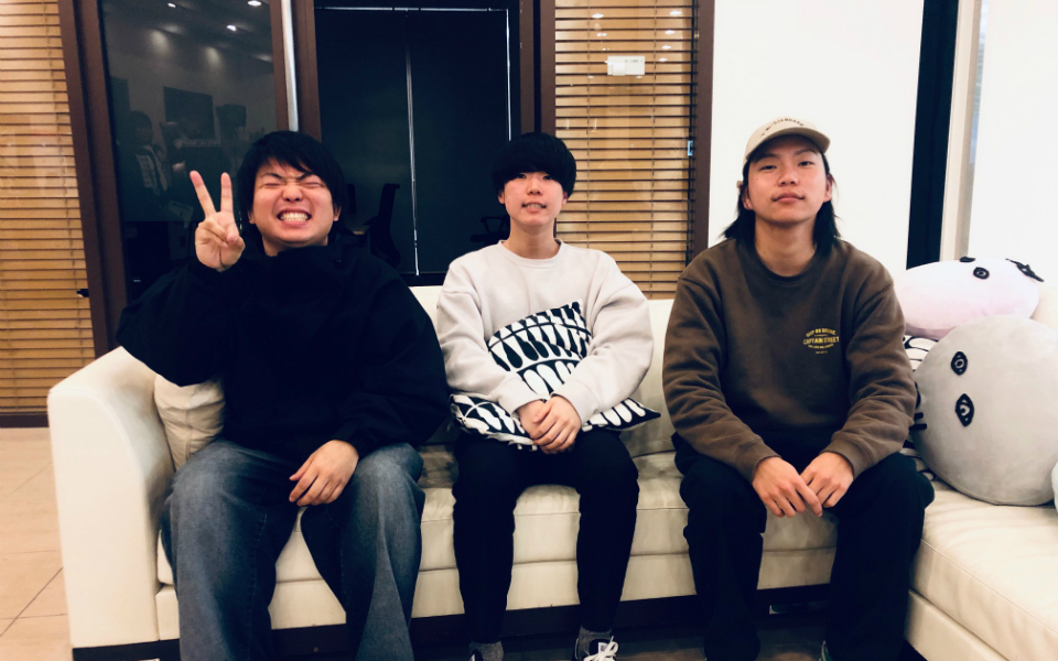 注目のメロディックパンクバンド・KUZIRAが『キンプレ』水曜を担当! ファンは心配!?
