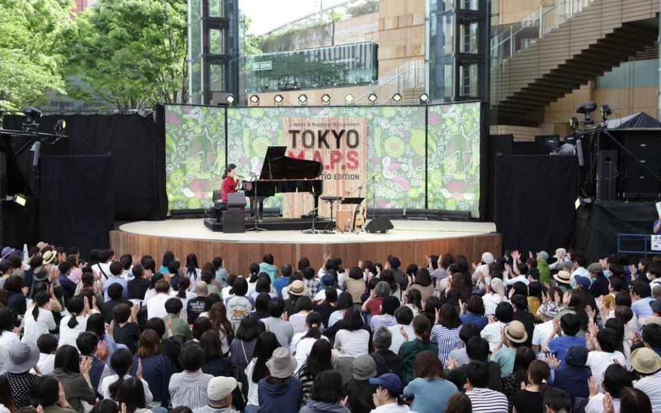 大橋トリオに見出されメジャーデビュー! 姉妹のピアノ連弾ユニット・Kitri、独特の世界観で観客を魅了【TOKYO M.A.P.S】