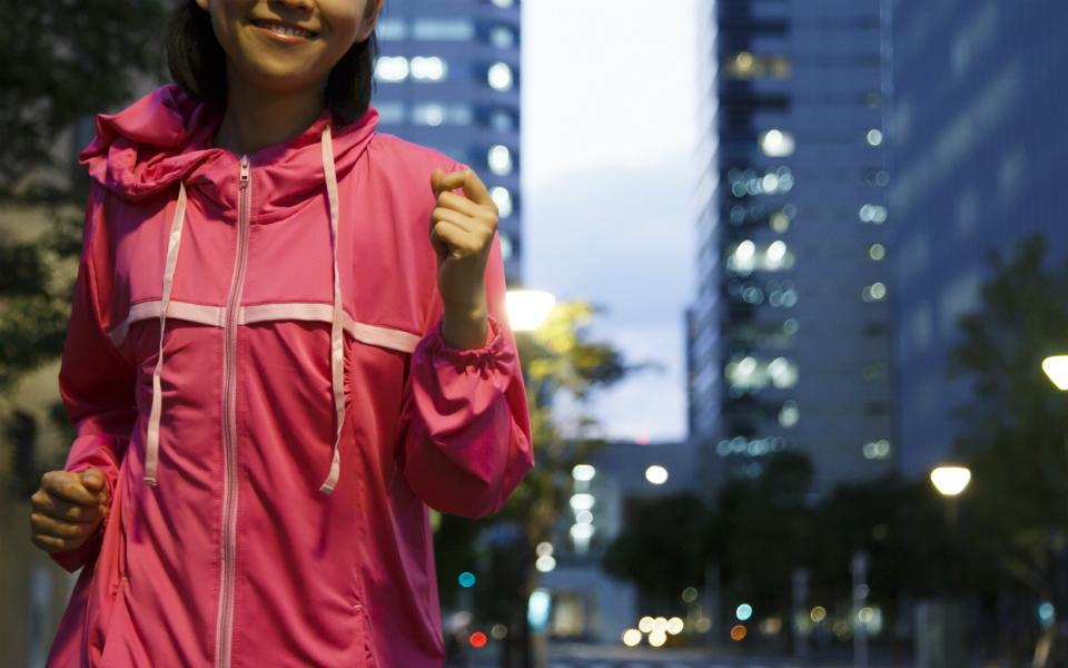 痩せたいなら、運動は「夕方4時から夜8時」までに…夜遅くは避けて