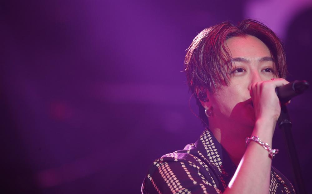 EXILE TAKAHIRO、新曲『Last Night』をライブ初披露! サザンのカバーも披露した贅沢な時間に【J-WAVE LIVE】