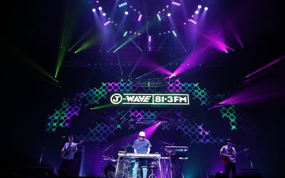 """ビッケブランカ、J-WAVE LIVEの幕開けを告げる! アーティストとしての""""旬""""を感じさせるステージ"""