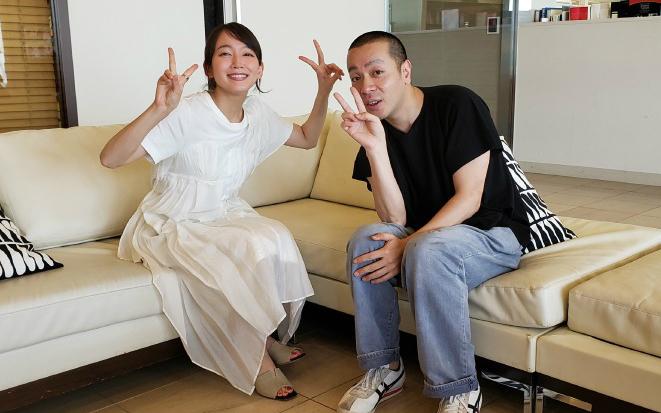 吉岡里帆、銀杏BOYZ・峯田和伸からの「励まされた言葉」を明かす