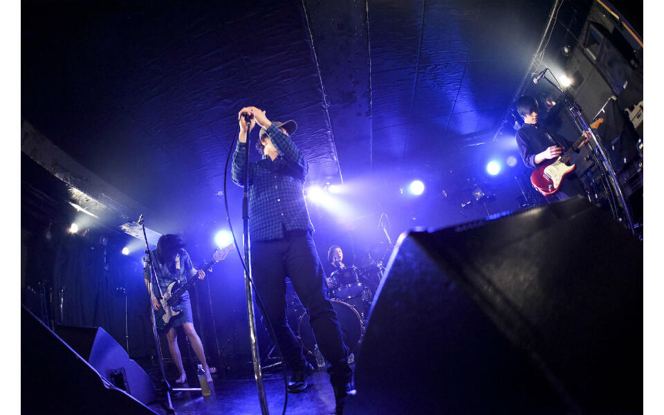 ライブで見て! 「若い音楽性×ベテランボーカルの味」がミックスされたバンド・the MADRAS