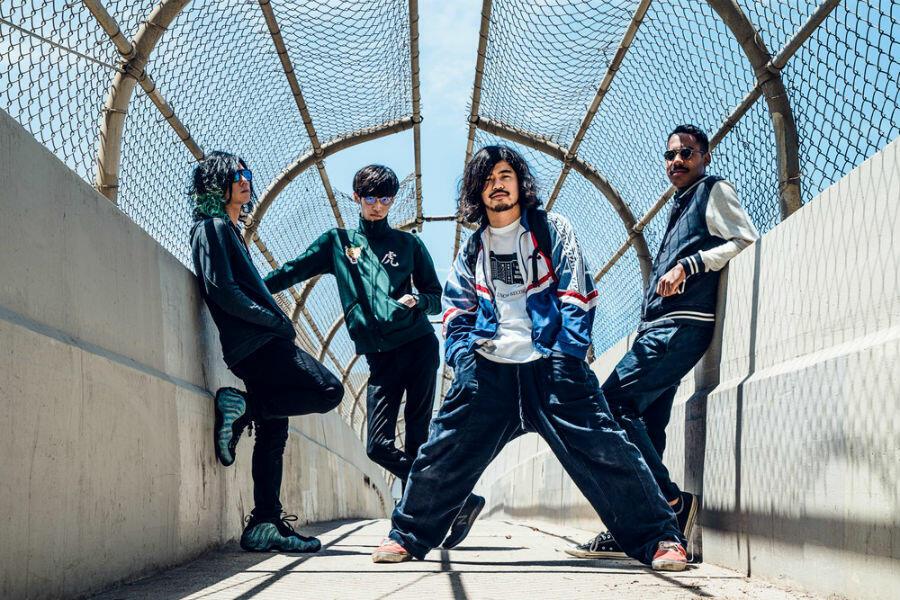路上でのライブパフォーマンスが話題! 名古屋市を中心に活動する4ピースロックバンド・Suspended 4th