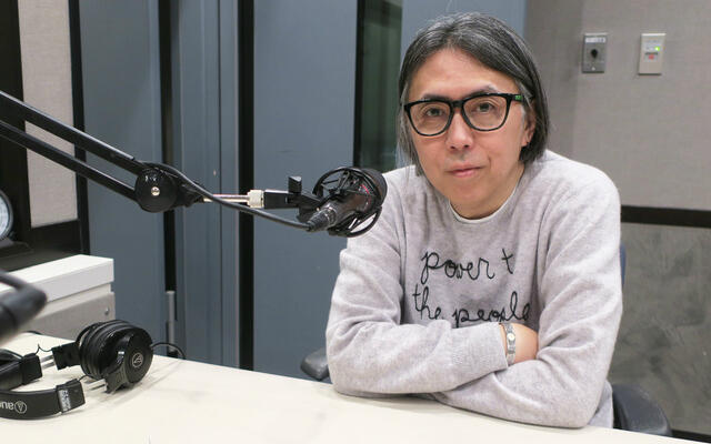 「J-WAVEでしか聴けないサカナクションの曲」をオンエア! 藤原ヒロシがリミックス