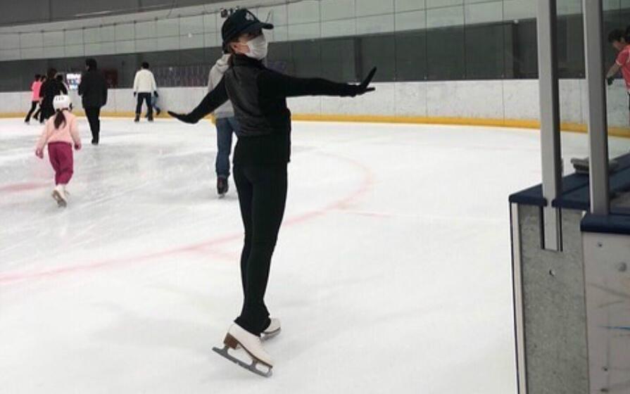 平原綾香、氷上ミュージカル挑戦の苦労を明かす 「青アザを見せたいくらい」