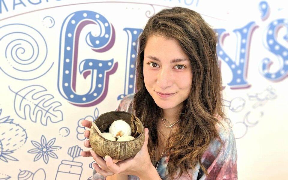 ハワイのココナッツアイスクリーム店が日本初上陸! 濃厚で満足感のある甘さが堪らない