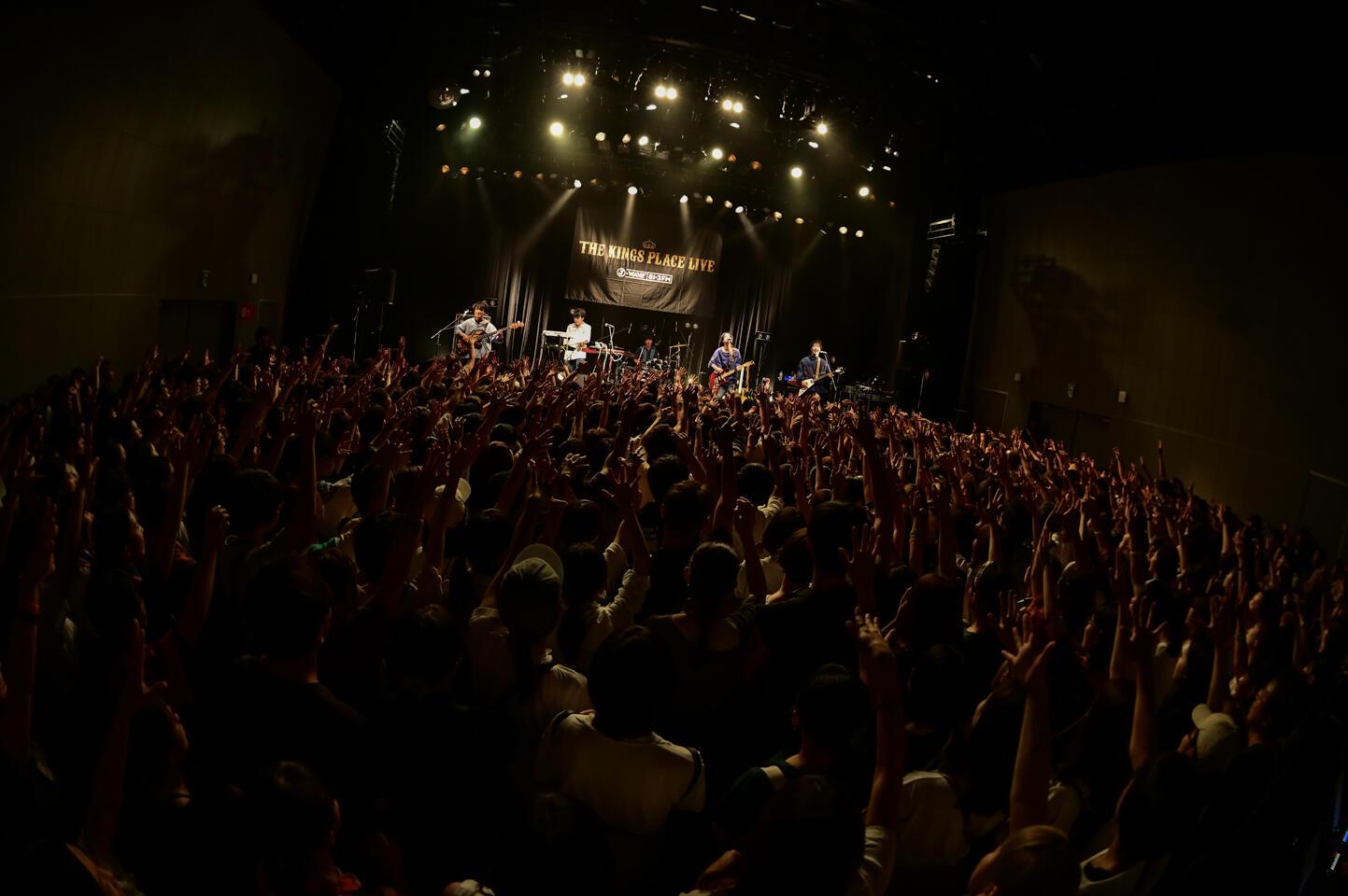 【ライブレポート】マカロニえんぴつ×ユアネスによる記念すべき一夜! <THE KINGS PLACE LIVE vol.17>