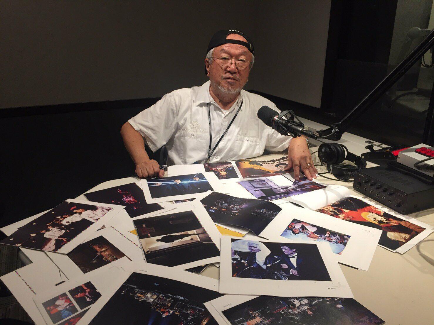 YMOを40年撮り続けたカメラマン・三浦憲治「ライブで一番いい顔をする」