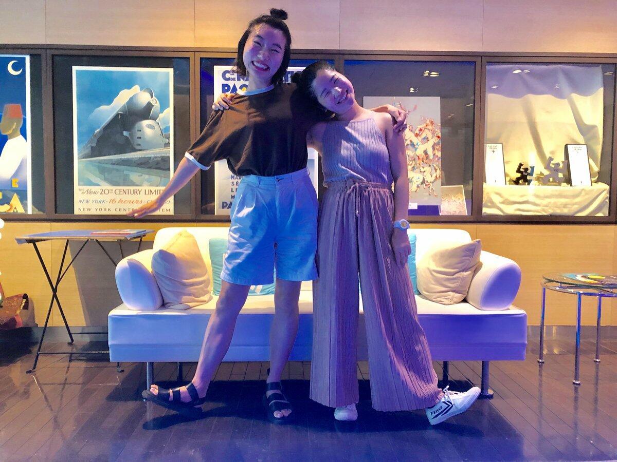 CHAIのカナ・ユナがオススメのディズニー音楽を紹介!