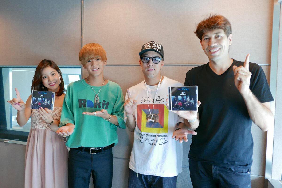 FANTASTICS from EXILE TRIBEの世界&中島颯太が好きな音楽やマンガは?
