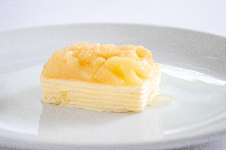 口でとろける「食べるバター」は第6の味覚! 白桃、ウニなど30以上のフレーバーを展開