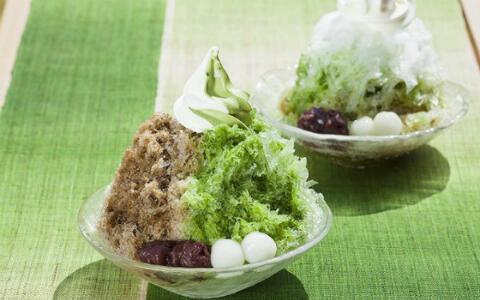 京都の「芳醇な抹茶」が楽しめるかき氷! GINZA SIXで