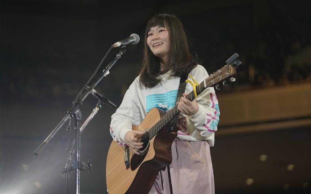 18歳のシンガーソングライター・熊川みゆ、繊細かつパワフルな歌声は必聴!