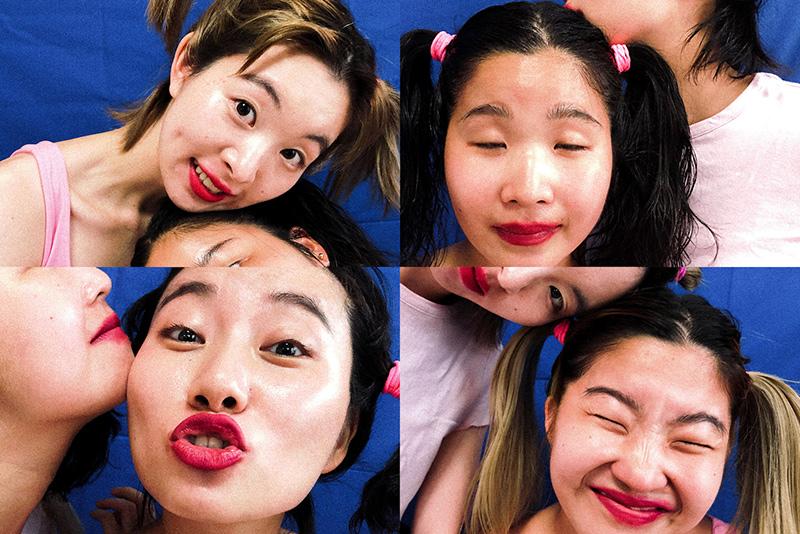 CHAIのユウキ・ユナが「ジャケが好きなアルバム」を紹介! 人間のセクシーさを感じるのは