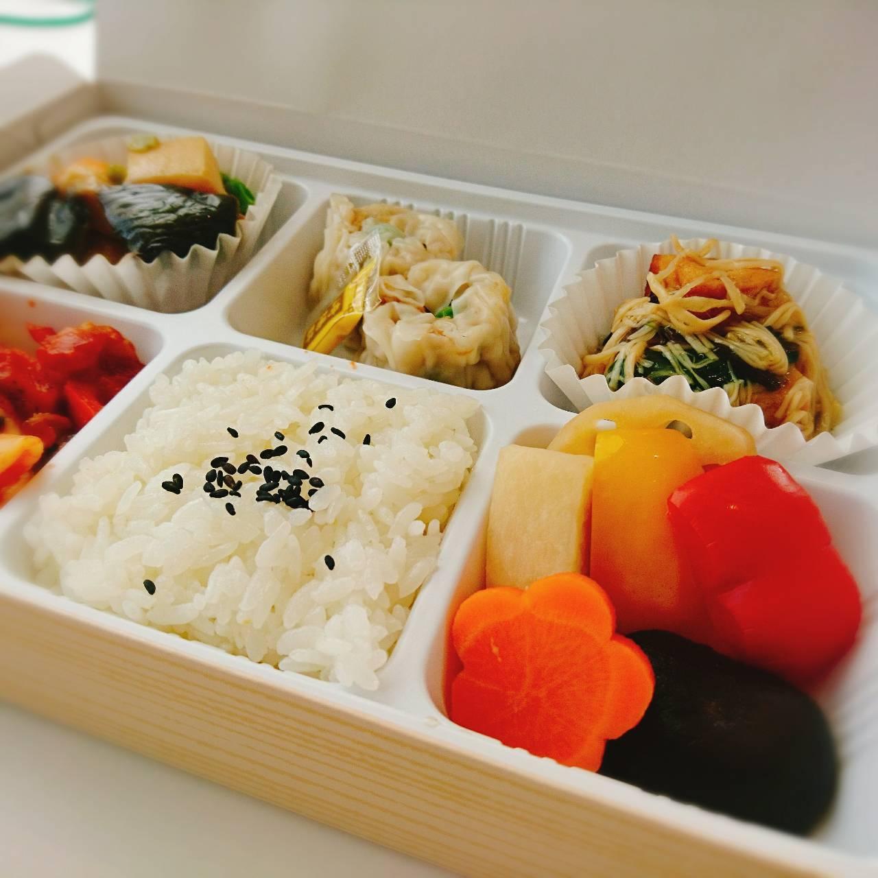 崎陽軒、初のヴィーガン対応のお弁当を発売!「野菜で作ったお弁当」のこだわり