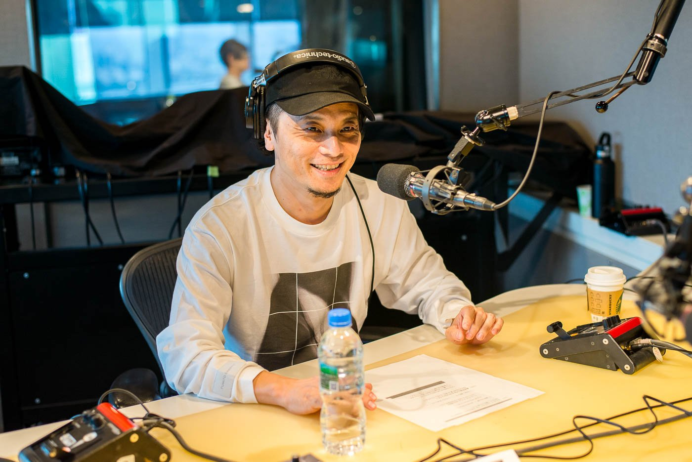 KREVA、新作『AFTERMIXTAPE』は「心のままに曲を作れた」