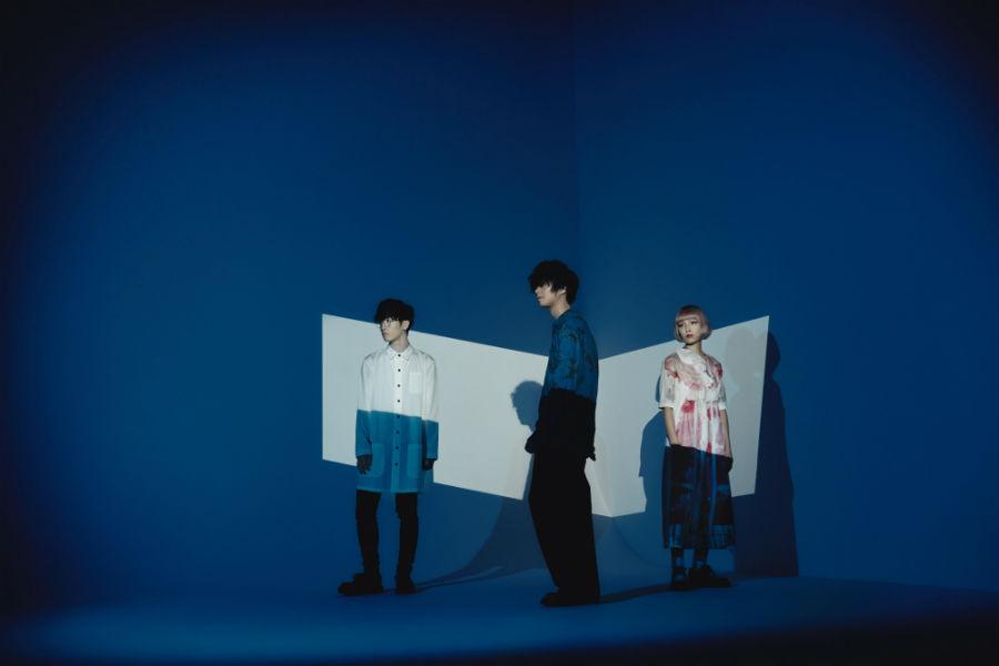 3人組バンド・レルエ、新作は「異世界に行けるような」内容に! 1stフルアルバム『Alice』リリース