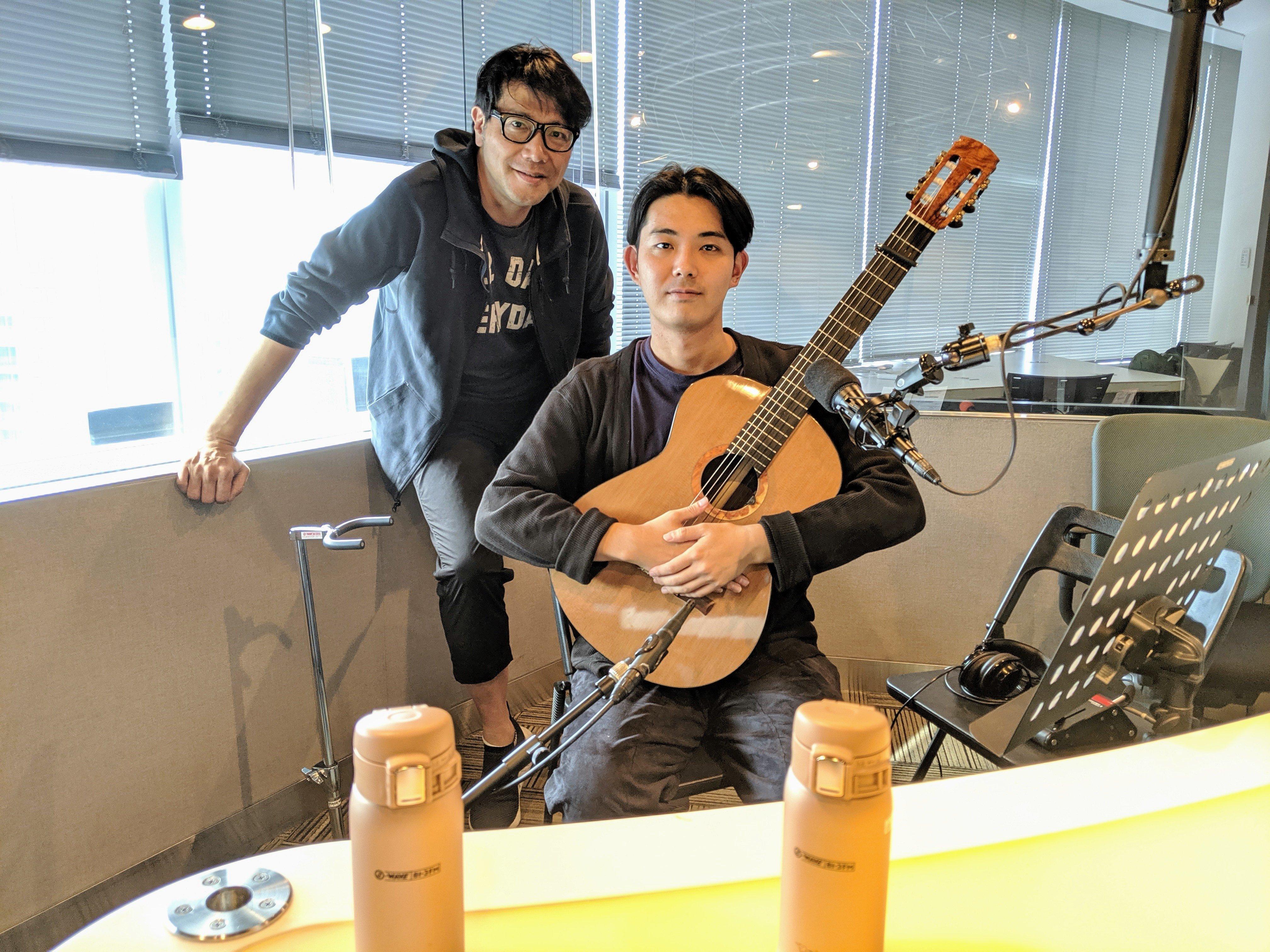 【音源あり】折坂悠太、月9主題歌『朝顔』をスタジオ生ライブで披露! 曲に込めた願いとは