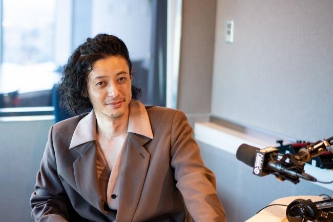 オダギリジョーが長編初監督作『ある船頭の話』裏側を語る1時間!ラジオを読む『RADIO SWITCH』でオンエア