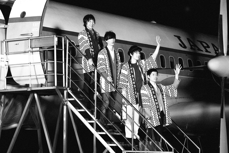 【ライブ音源あり】THE BAWDIES、「ロックンロールの聖地」である日本武道館への思いを語る