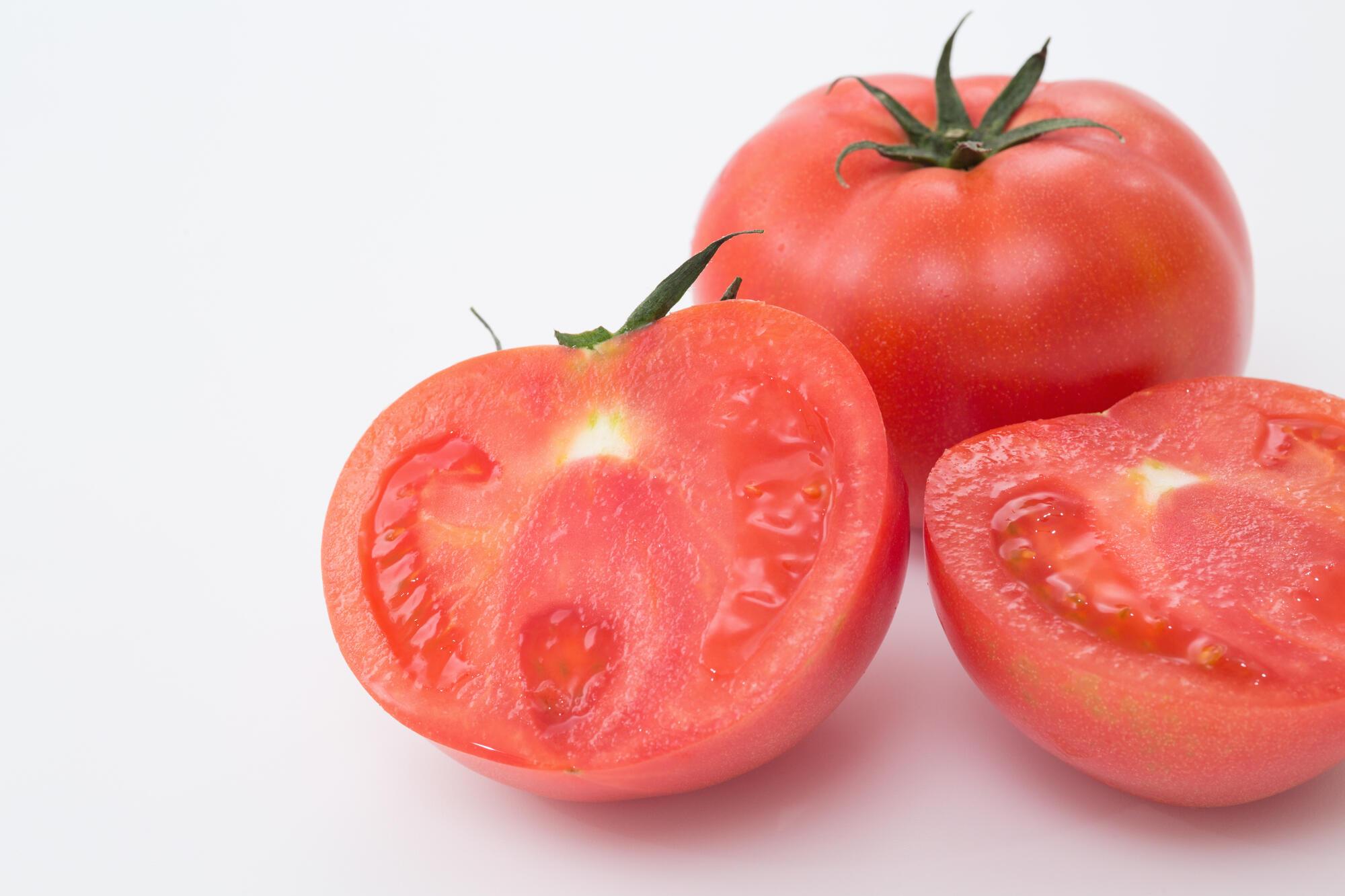 トマトは「食べる時間帯」によって、リコピンの吸収率が1.4倍に!