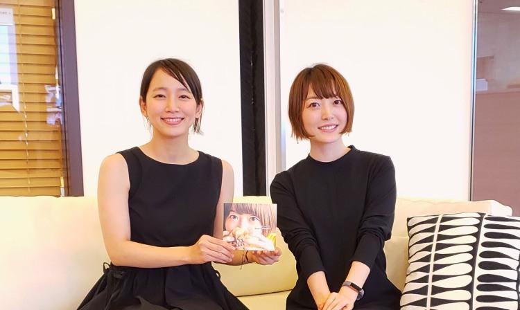 声優・花澤香菜の魅力に吉岡里帆が迫る! パン好きの花澤イチオシの「禁断の味」は