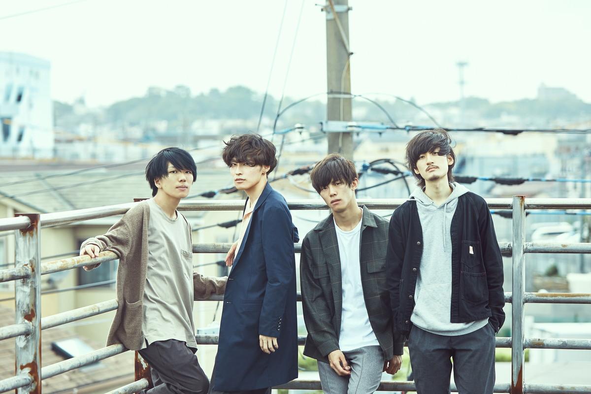 「murffin discs AUDITION 2018」グランプリ! 下北沢で結成された4ピースバンド・osage