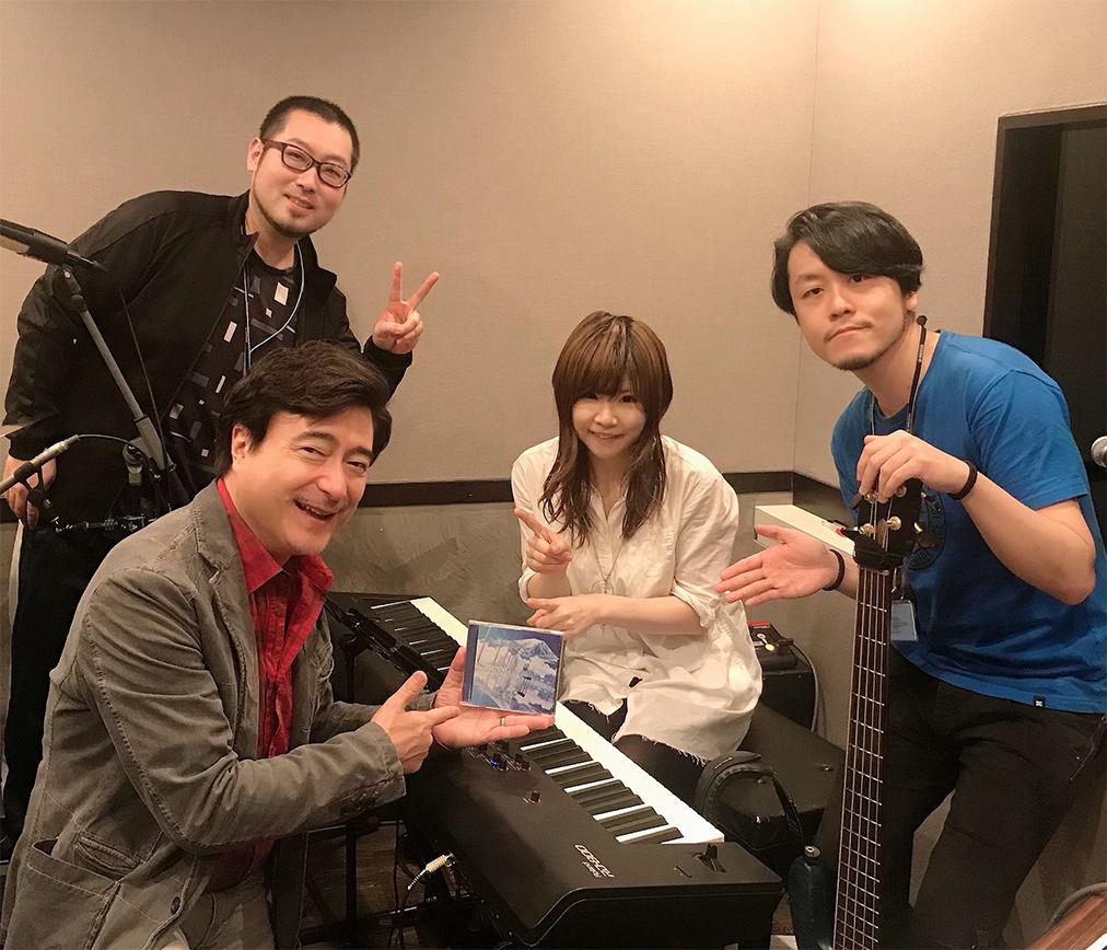 ピアノインストプロジェクト・SANOVA、J-WAVEのジングルを弾いてみたら…?