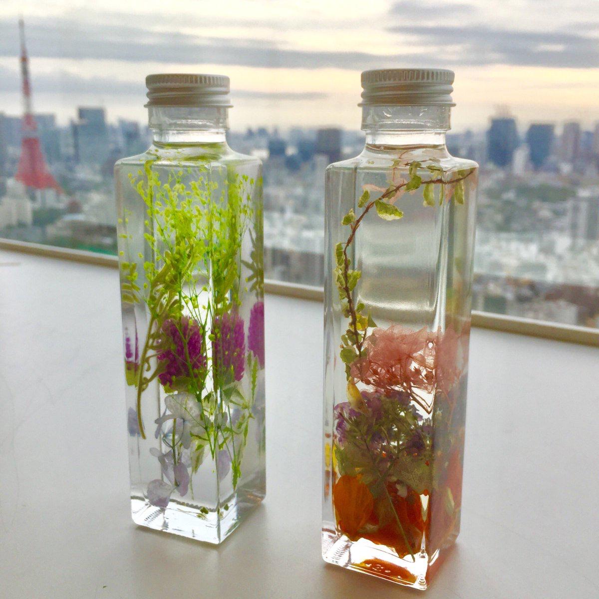 ハーバリウムを手作り体験! 麻布十番「Floral Design Ishizono」にて