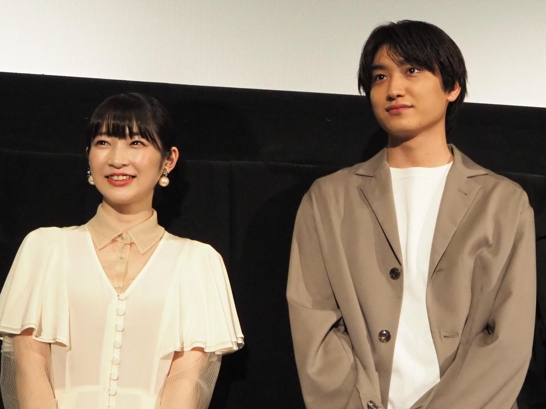 金子大地×石川瑠華は「みずみずしく、自由で美しい」 映画『猿楽町で会いましょう』舞台挨拶をレポート