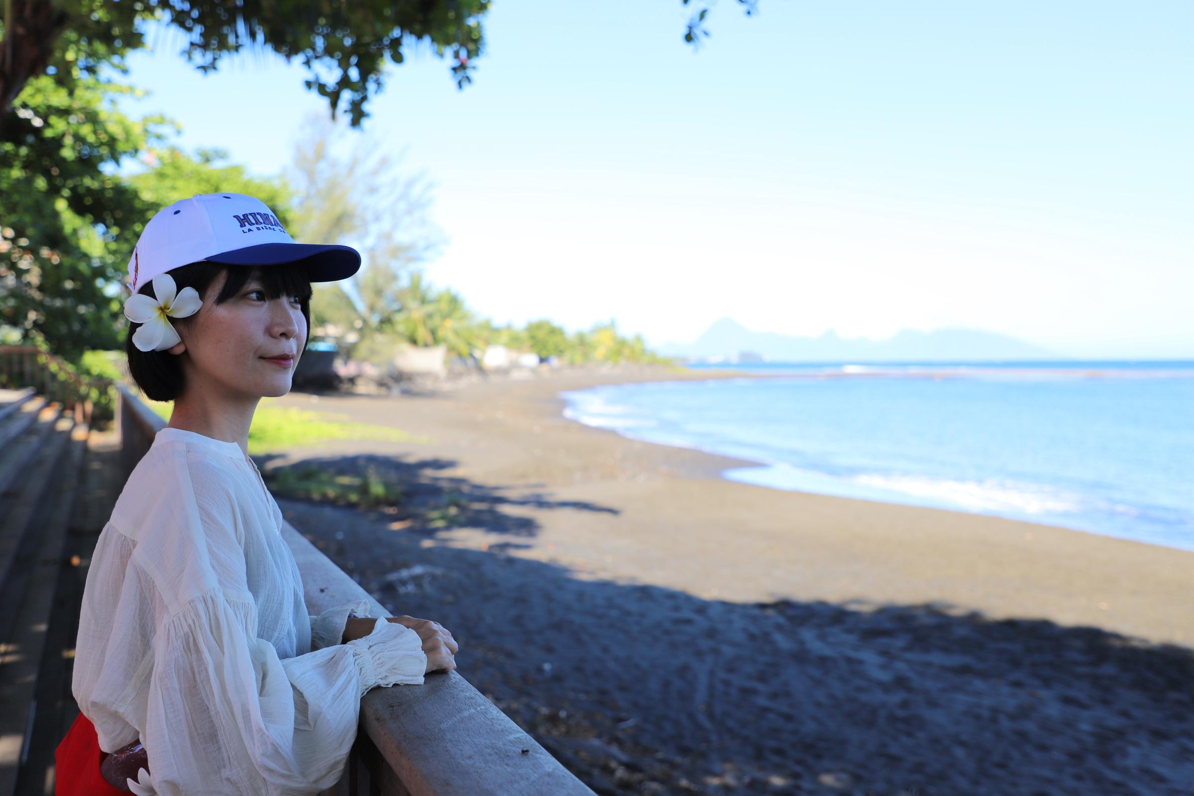 橋本絵莉子(チャットモンチー済)タヒチ島へ!音楽・文化をめぐる旅のドキュメンタリー第6弾オンエア