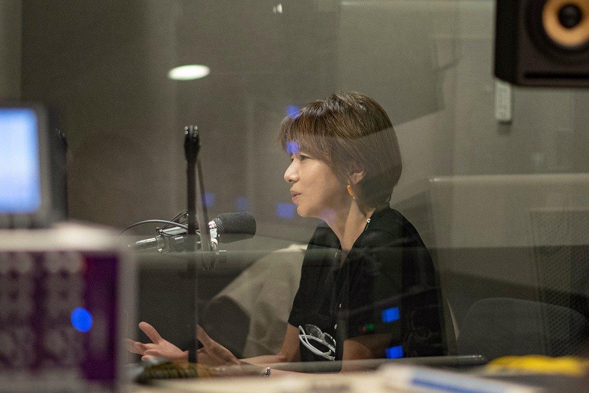 山口智子、人生のターニングポイントは「ある日、突然」