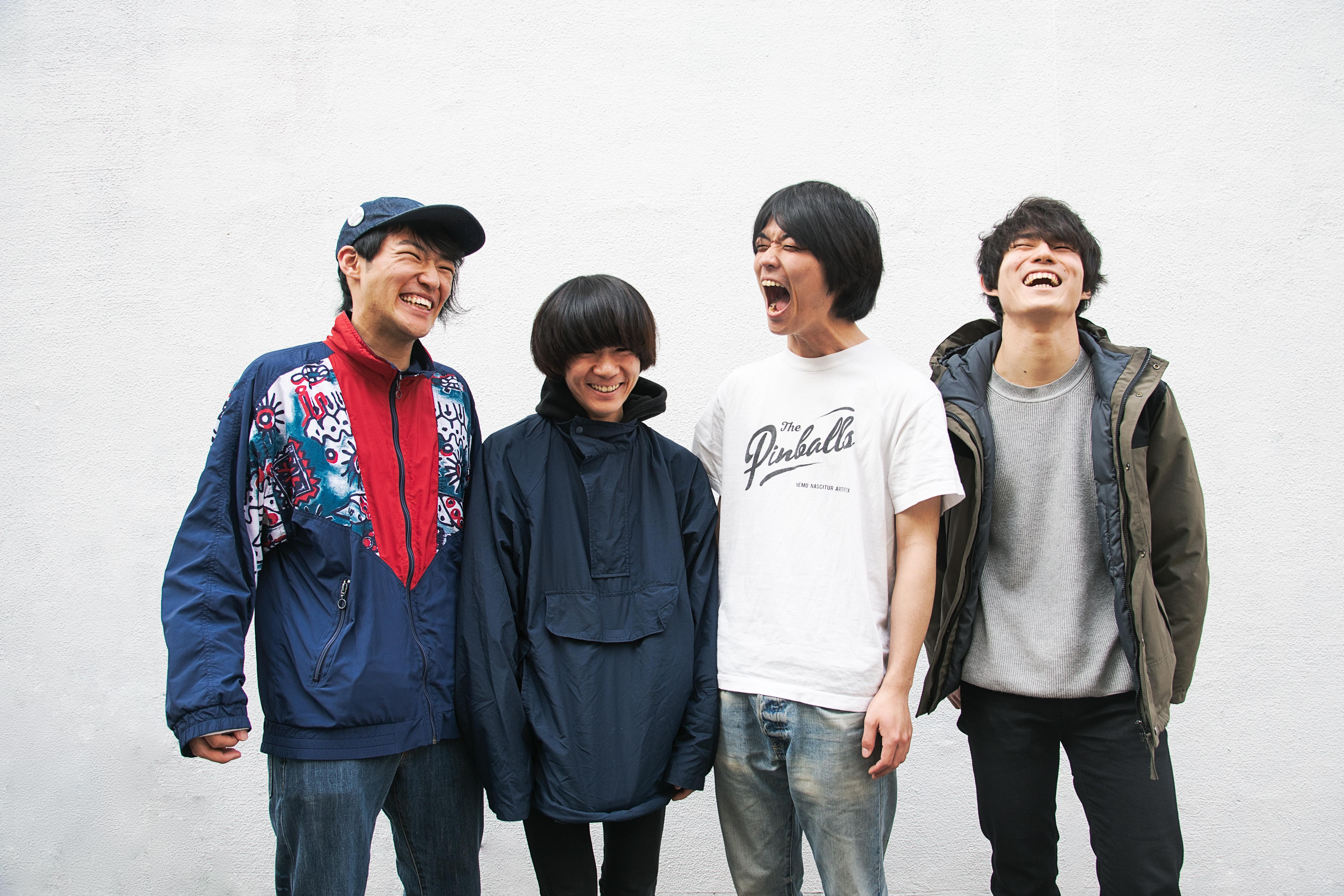 【注目の学生アーティスト】関西中心に活動中の4ピースロックバンド・CAT ATE HOTDOGS「演奏能力とライブが凄まじい」