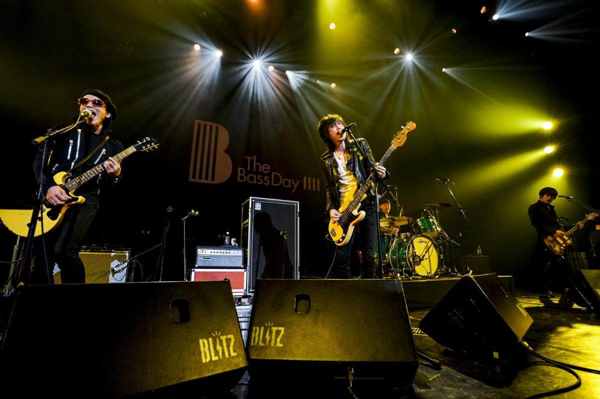 ベースの底力を! 日本の音楽シーンを熱く盛り上げるベーシストが集結した「THE BASS DAY LIVE 2019」レポート