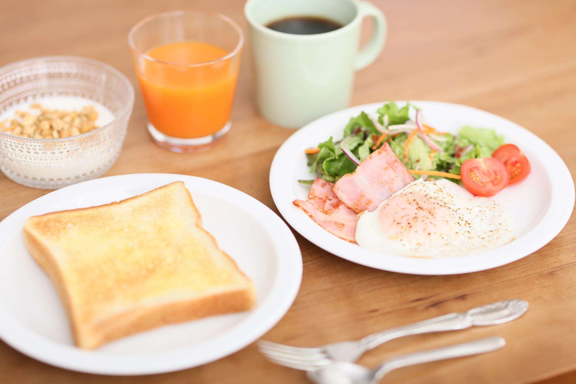 朝食は結局、「食べる」「食べない」どっちがいいの?