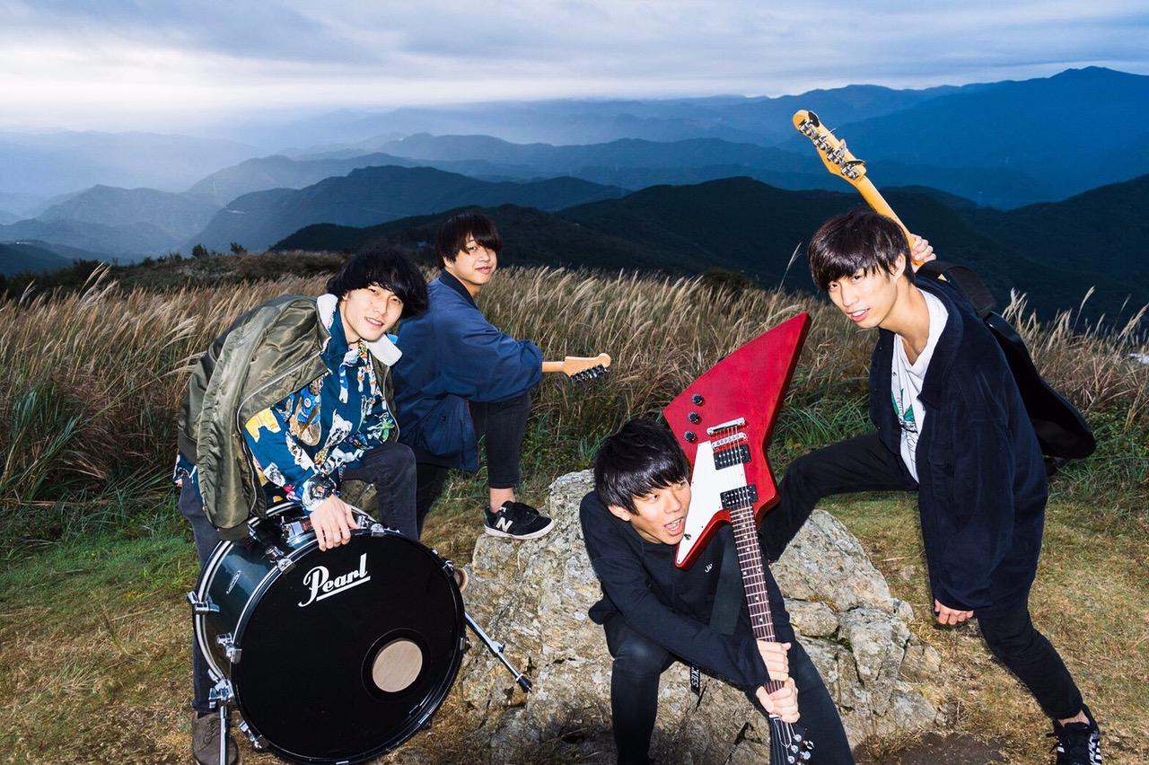【注目の学生アーティスト】大阪で活動中の4ピースバンド・ALU-TAGE、夢は「Mステに出ること」