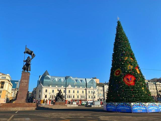 日本に一番近いヨーロッパ! 「ウラジオストク」で楽しむクリスマス