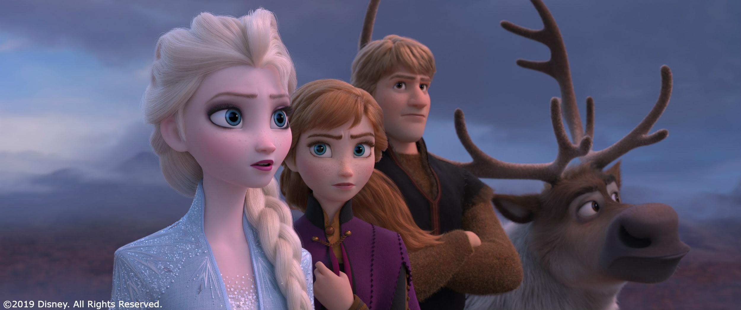 『アナ雪2』メイン曲「イントゥ・ジ・アンノウン」で注目の歌姫・オーロラ! 「愛の戦士としての心の葛藤」を歌った曲とは