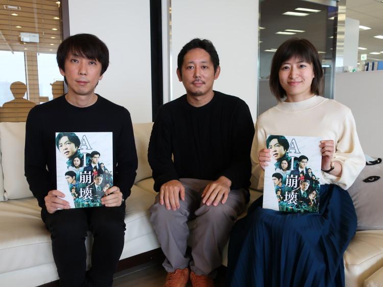 世の中はAIで崩壊してしまうのか? 入江 悠が映画『AI崩壊』で描く2030年の日本