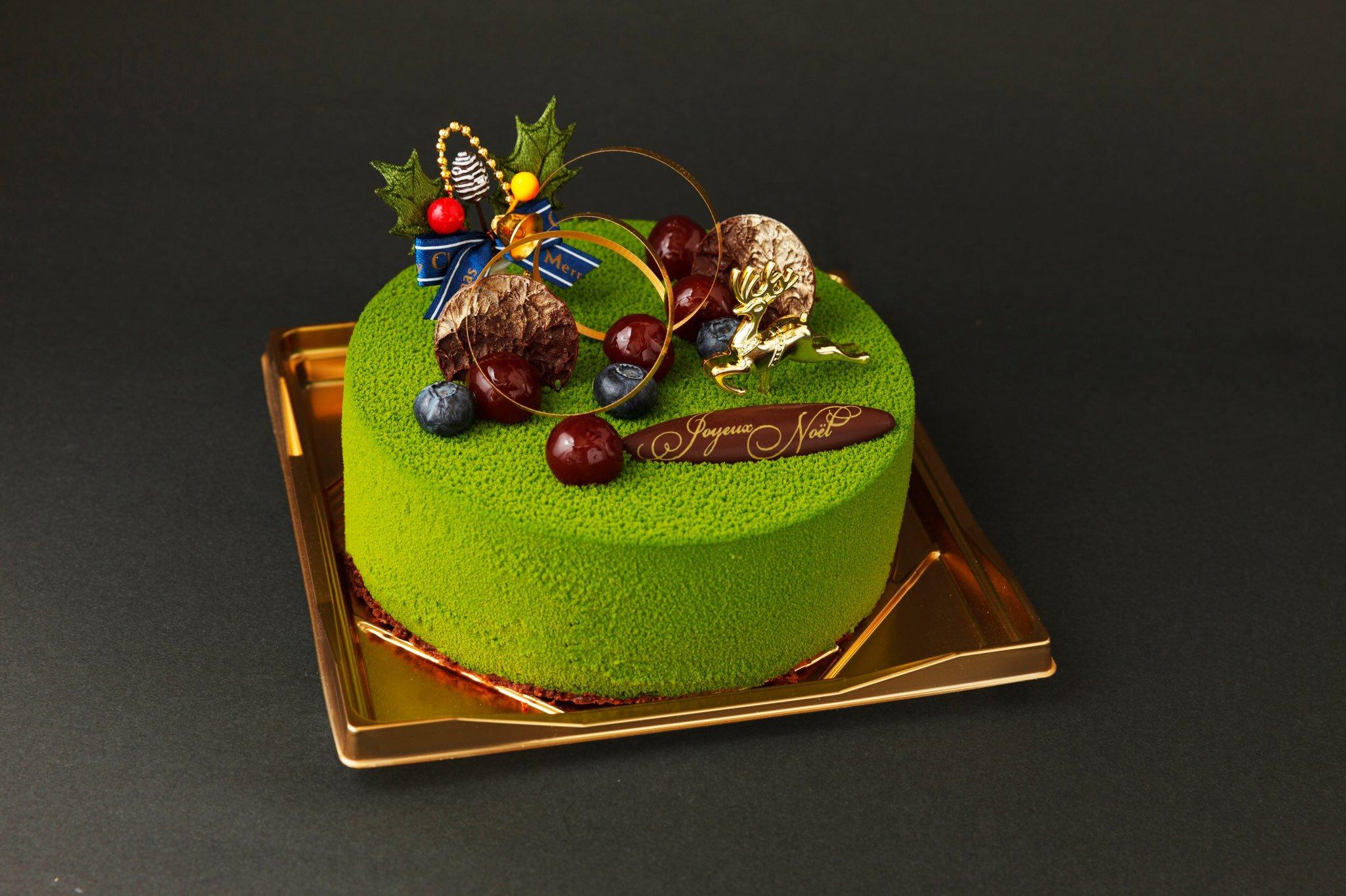 今年は「緑のクリスマスケーキ」はいかが? スイーツ激戦区・恵比寿の人気パティスリー