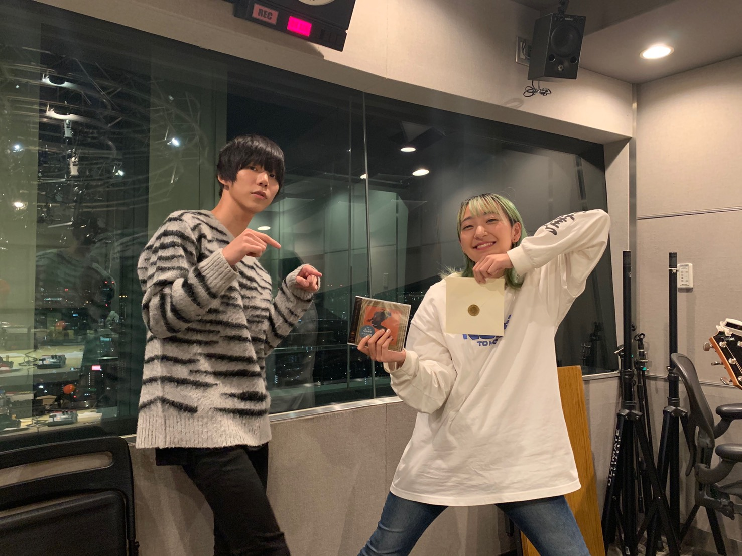 Sano ibukiの生演奏に反響多数! 「イヤホン必須」のスタジオライブ【音源あり】