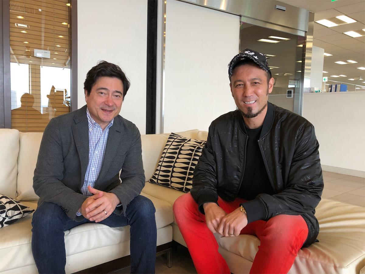 闘莉王が語る日本サッカーの強さとは? 今後の活動についても明かす