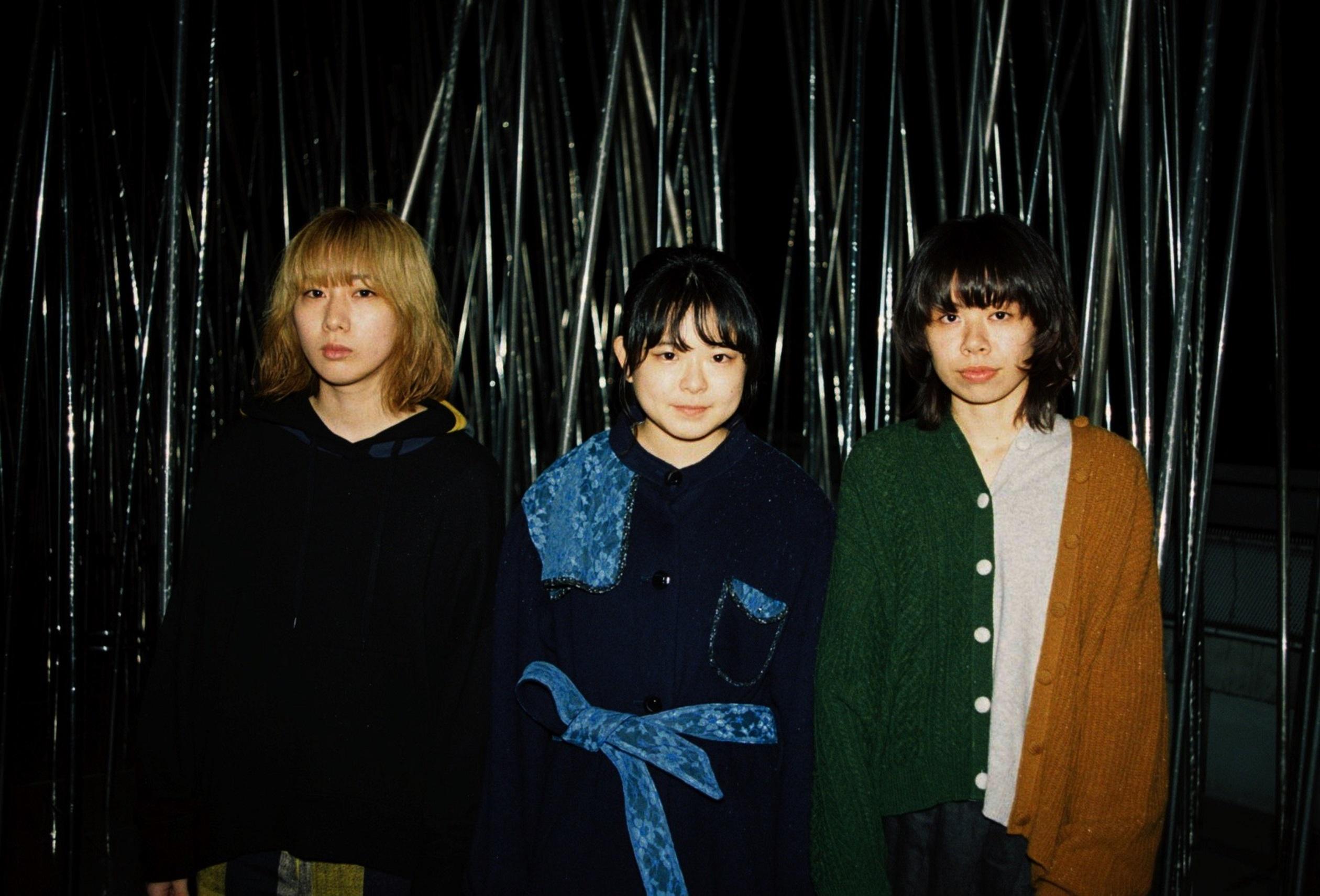 リーガルリリー「多摩川で…」 1stアルバムからの先行配信曲『GOLD TRAIN』制作秘話を語る