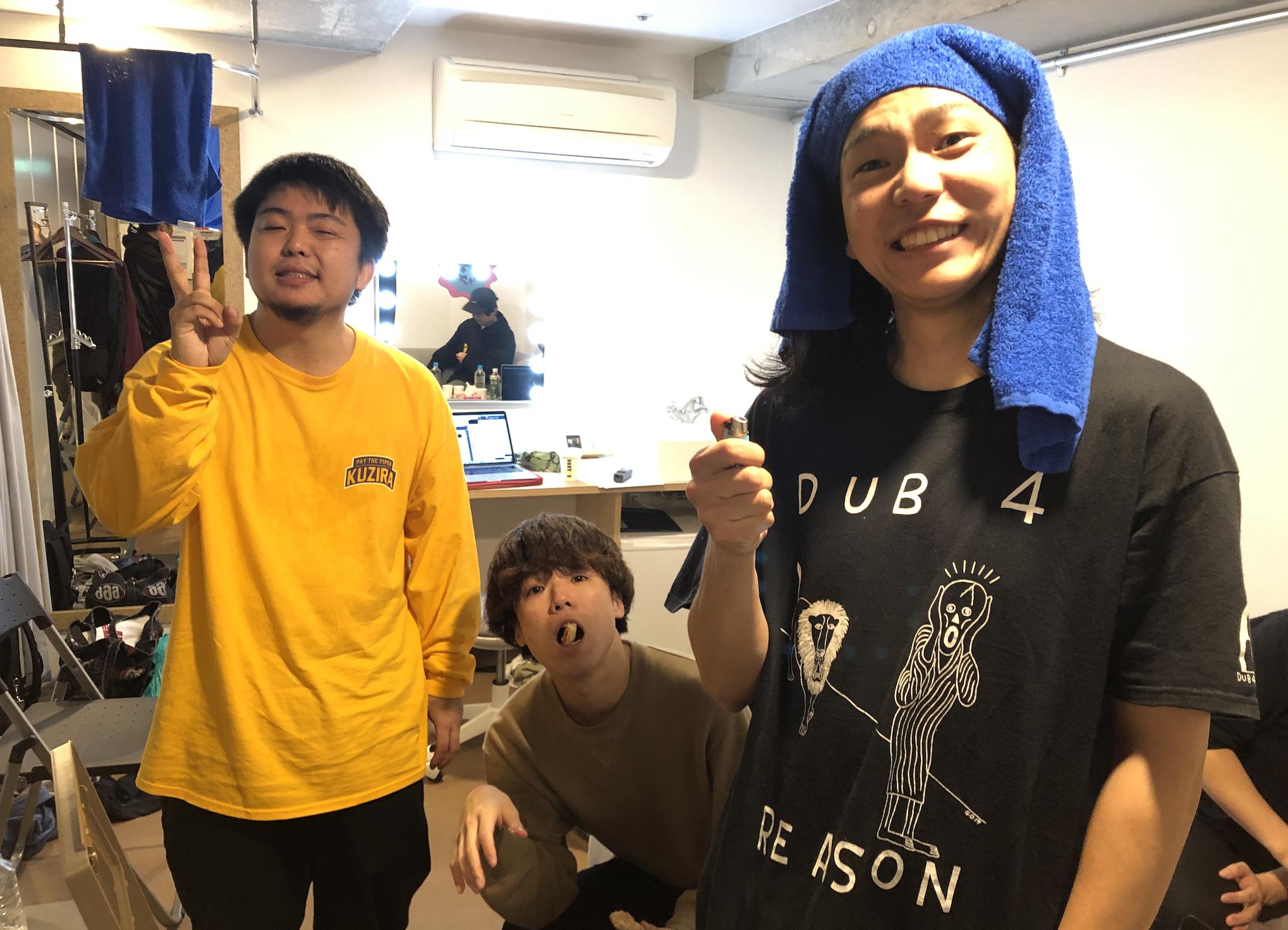 KUZIRA、2019年の音楽活動を振り返る「来年も期待を超えていきたい」