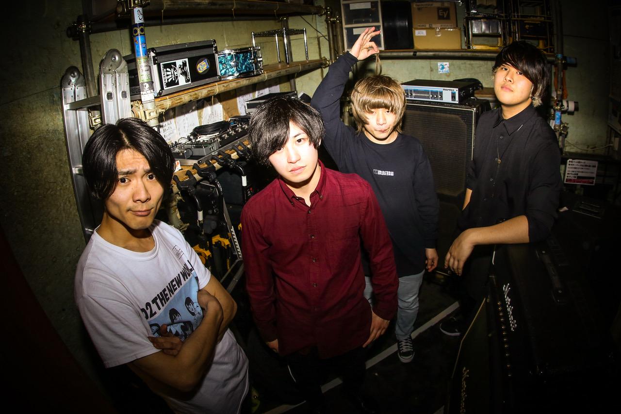 【注目の学生アーティスト】4人組ロックバンド・Arakezuriが思い描く今後とは?